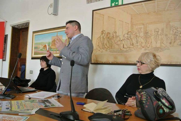 Nicola Gallo di Internetimage.it presenta il web www.quiceregnano.eu