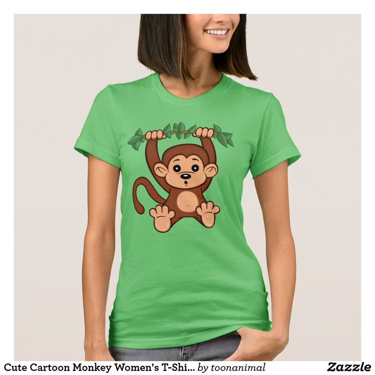 Cartoon monkey porn