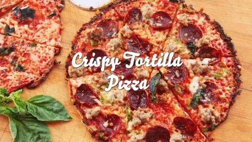 [Recipe] Extra Crispy Bar-Style Pizza recipes homemade easy video