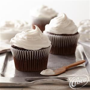 Creamy Homestyle Vanilla Frosting from Crisco®