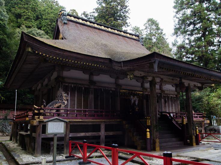 Hiyoshi-taisha, Shiga JAPAN