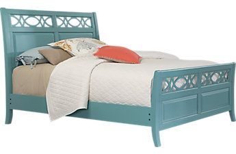 Queen Bed Frame Styles: Platform, Sleigh & Canopy Queen Beds