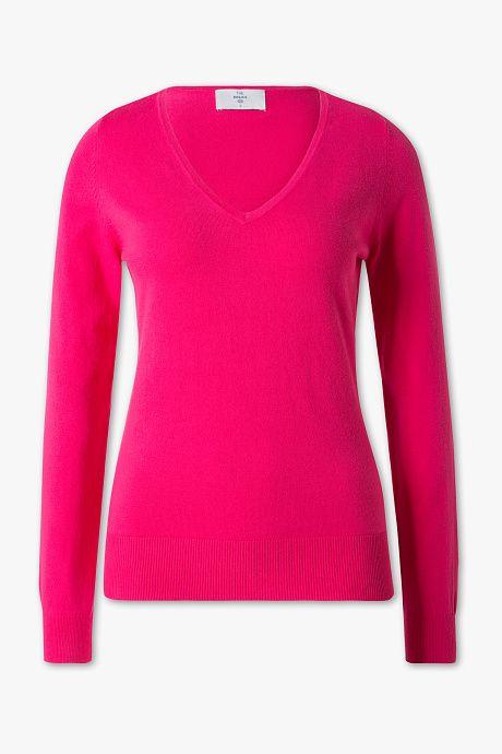 Basic Trui.Yessica Basic Trui Gebreid Shopping Sweaters Pullover Shopping