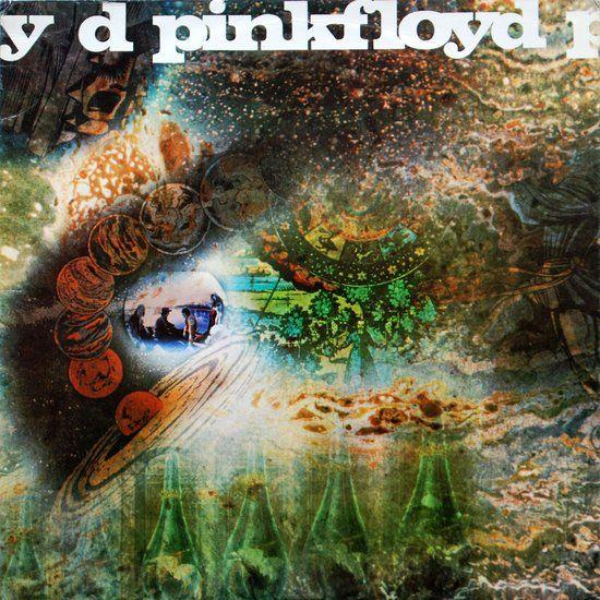 A Saucerful Of Secrets (LP) - Pink Floyd - 1968