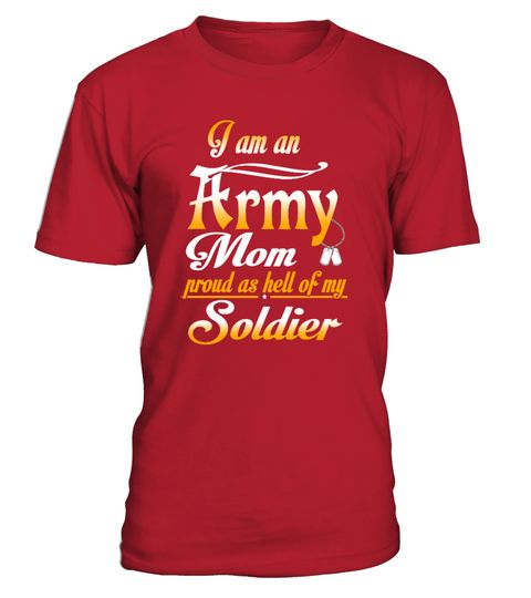 Army mom - Soldier
