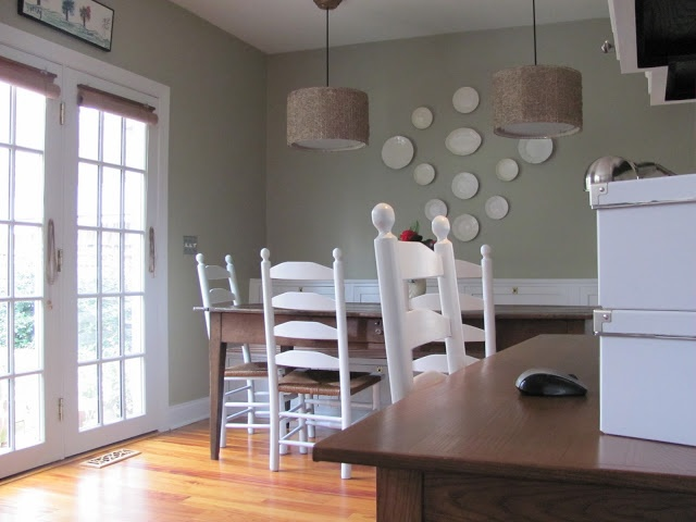 Kitchens With Gray Mirage Paint