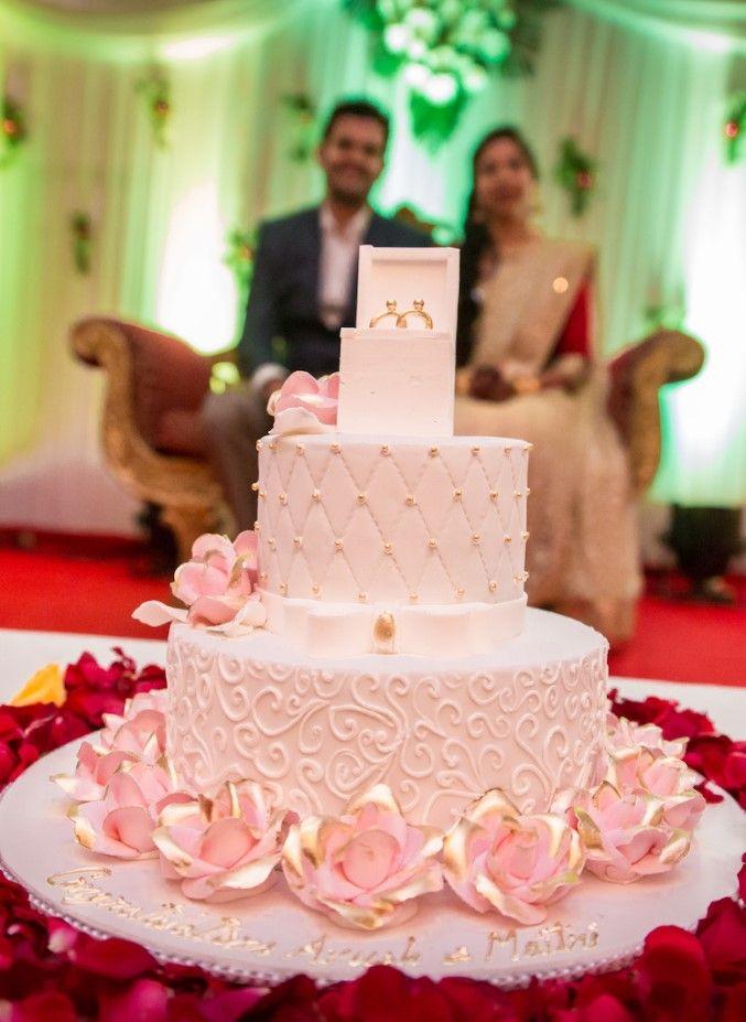 Wedding Cake For Couple Engagement Party Cake Engagement Cake Design Simple Wedding Cake