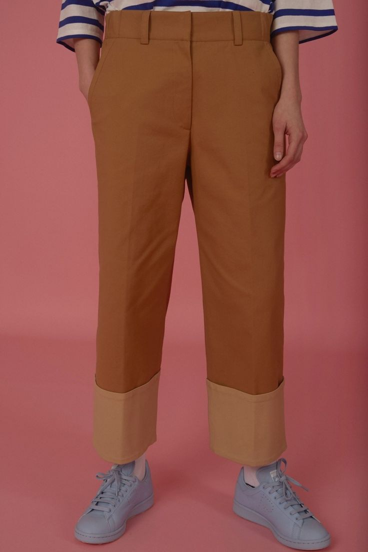 ADERerror SS15 Collection 'Play the Past'. Bottom/Trouser/Pants/Styling/ Edit/ Color/ Minimalism/ Contemporary