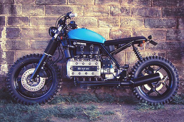 BMW K100 – Ed Turner Motorcycles