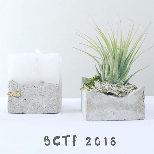 Less than a week excited #bctf #bctf2018 @Harrogate #candle #candlemaker #