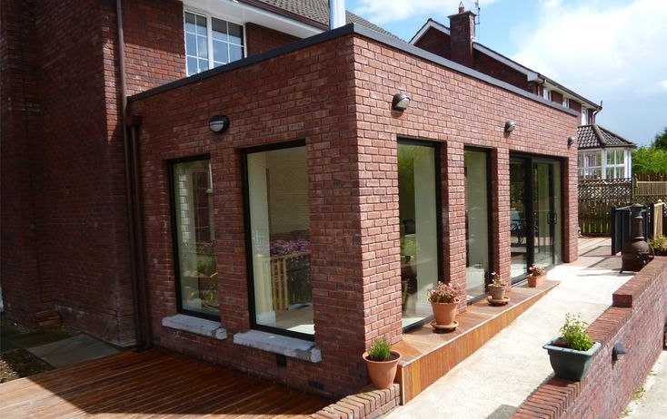 Red Brick Extension | Staran Architects