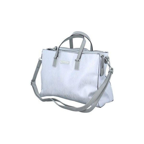 Tamaris Nadine Business Bag Handbags (790 BRL) ❤ liked on Polyvore featuring bags, handbags, multicolour, multi color purse, multi coloured bags, multi coloured handbags, colorful bags and colorful handbags