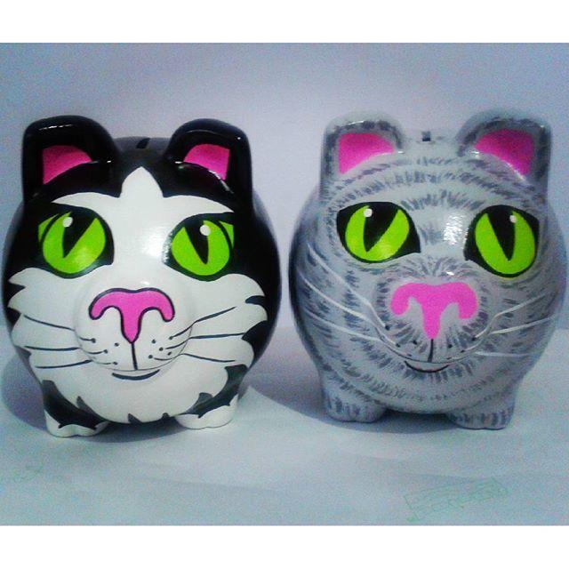 #ShareIG #catlovers #detalles #gatos #hechoamano