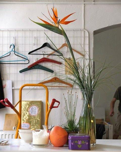 garderobe weiss-design-ideen