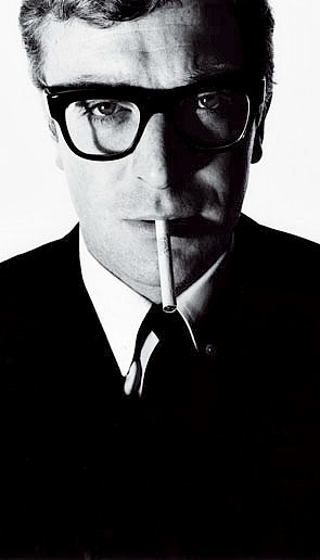 Just watching The Ipcress File - Michael Caine as Harry Palmer is the anti-Bond. Cockney rebel reminds me of my father :)