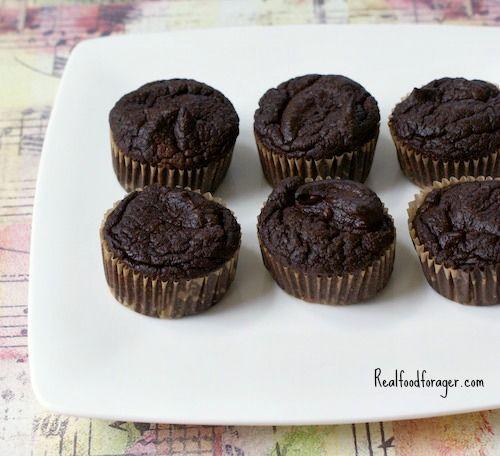 Recipe: Chocolate Squash Mini Cupcakes (Paleo, GAPS)