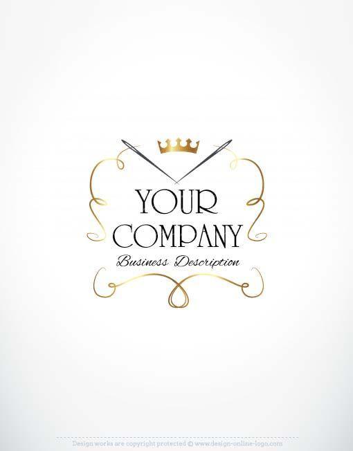 Exklusives Logo Design Sewing Fashion Logo Kostenlose Visitenkarte Design Exklusives Fashion Kostenlose S Fashion Logo Free Business Cards Logo Design