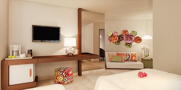 Royalton White Sands   Jamaica - hotel room