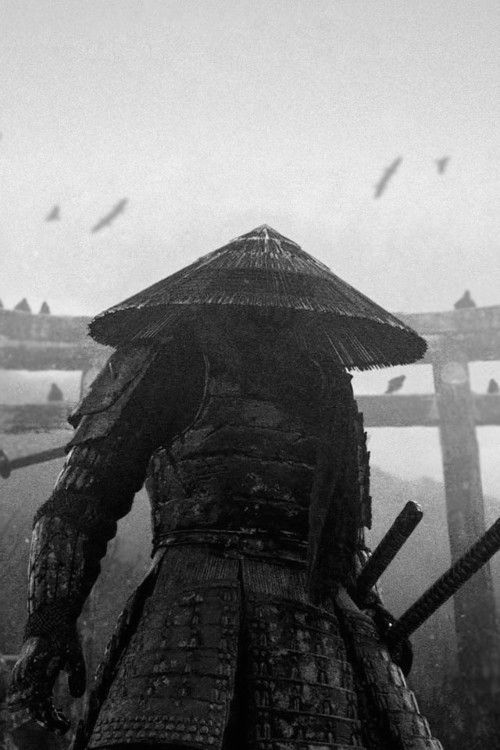 I really been fascinated with the Samurai shogun era for the longest I should've been born then just to kick ass with style (: