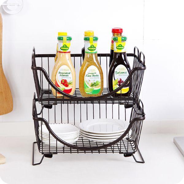 Многофункциональные металлические стеллажи кухня от пола до потолка стеллаж для хранения припасов поставьте чашу для одежды стока для одежды шкаф vegetable хранения стойку