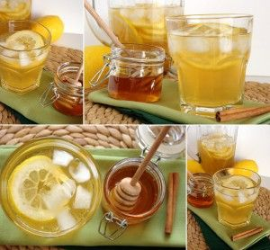 Miracle Cinnamon & Honey Drink That Melts Pounds | Healthy Food House