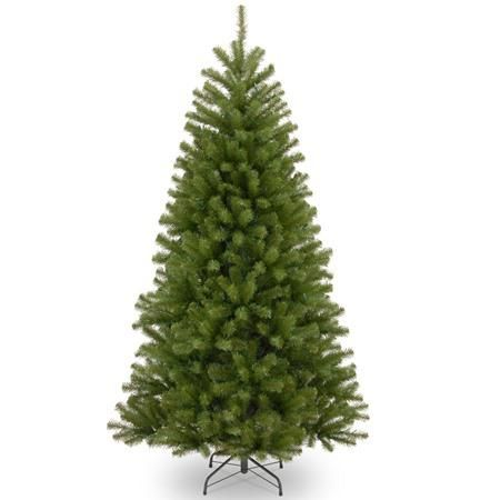 National Tree Co. Elmore Spruce Hinged Artificial Christmas Tree
