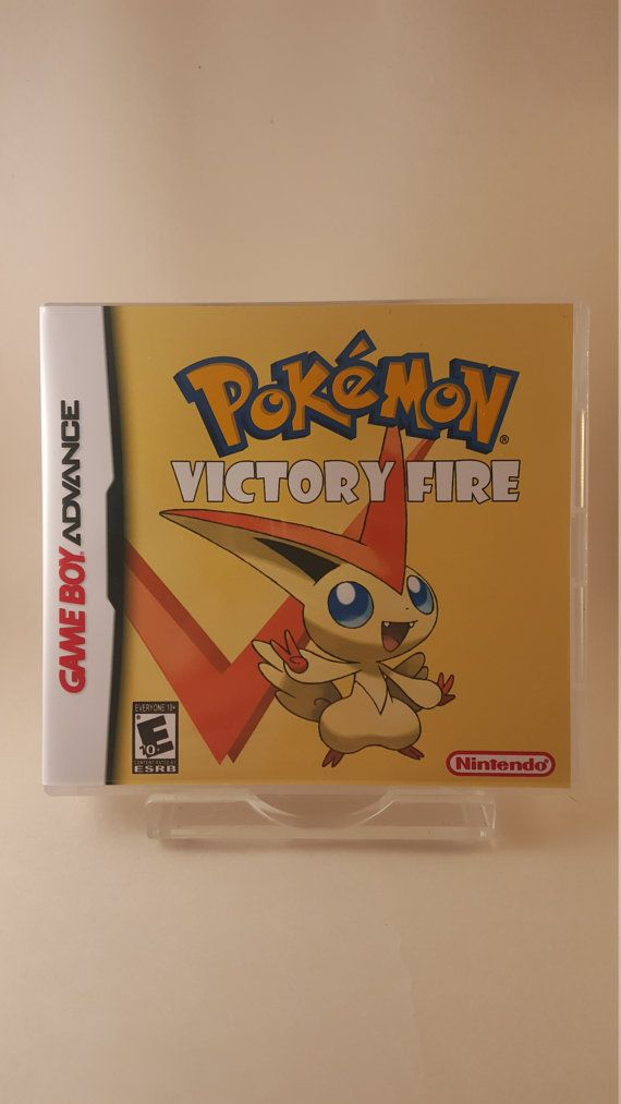 Custom Pokemon Rom Hacks, Victory Fire