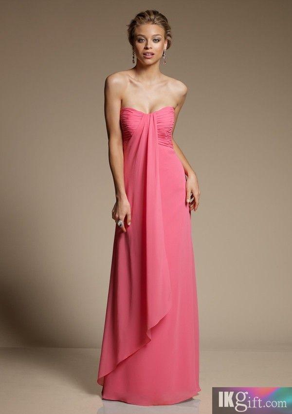 85 best Bridesmaid dresses images on Pinterest   Formal dresses ...