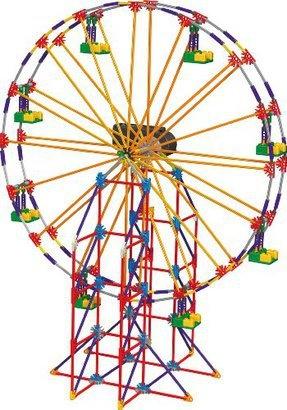 K'NEX Collect and Build Ferris Wheel