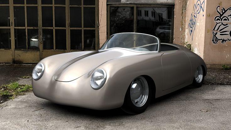 699 best images about porsche 356 outlaw specials. Black Bedroom Furniture Sets. Home Design Ideas