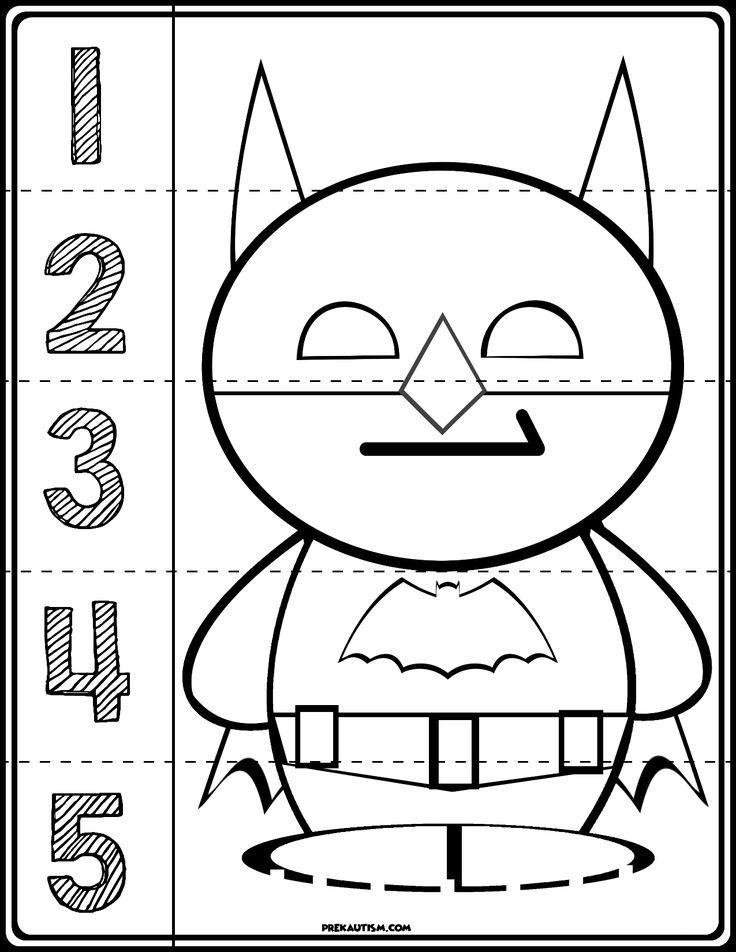 1 Teach Counting Skills With These Superheroes Great For Teaching Number Recognition For N Superhero Lesson Plans Superhero Preschool Counting Kindergarten
