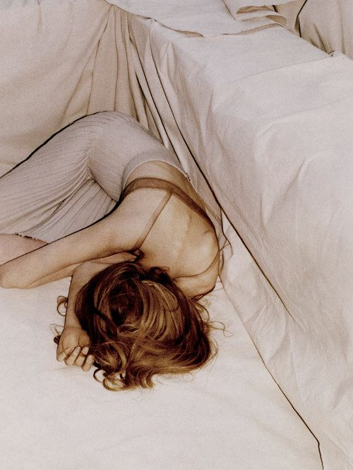 voguelovesme: Cicely Telman by Max Farago, Vogue...