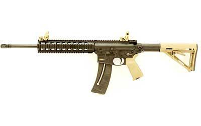 Smith & Wesson M&P15-22 22LR 16 25RD FDE