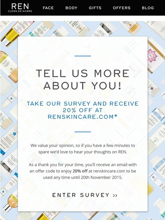 15 best Email Marketing ideas images on Pinterest Ideas - email survey template