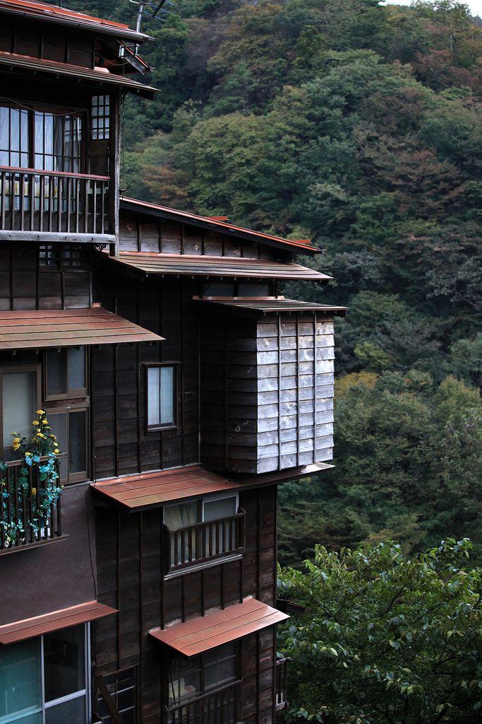伊香保温泉 Ikaho Resort, Aichi Prefecture, Japan