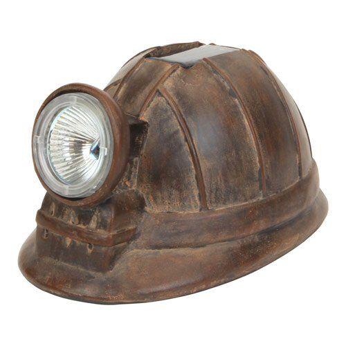 Картинки шахтерской каски с фонарем