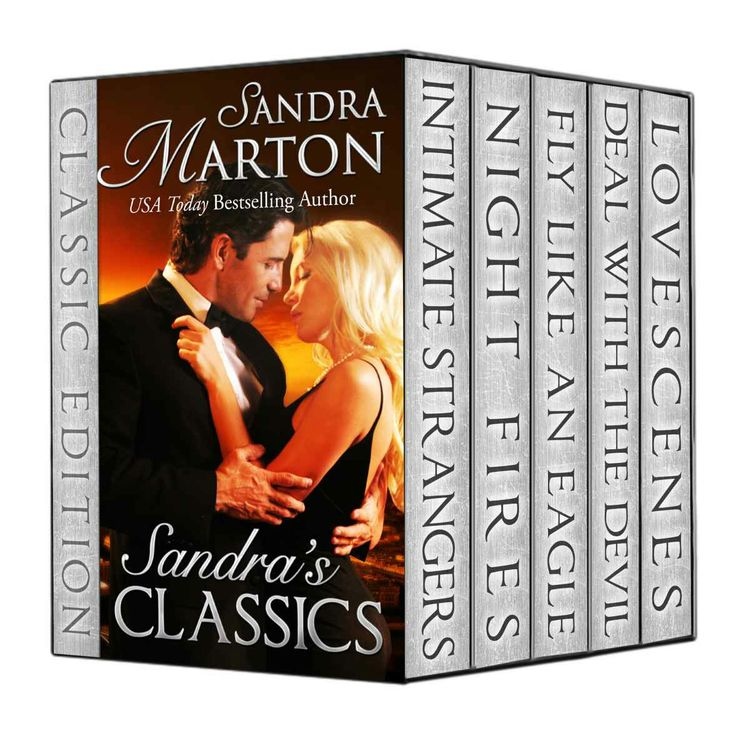 Amazon.com: Sandra's Classics - The Bad Boys of Romance - Boxed Set eBook: Sandra Marton: Kindle Store