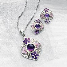 Museum Selection Imperial Amethyst Pendant &amp