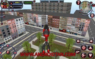 Stickman Rope Hero Mod Apk adalah game android yang berbasis simulation. Game ini dikembangkan oleh Naxeex LLC. Game ini cocok buat kalian yang suka bermain game yang open world yang dapat bebas menjelajahi seisi map di dalam game.  Game ini juga mirip dengan game besutan rockstar yaitu GTA atau sering disebut dengan Grand Theft Auto San Andreas dan kalian tentunya akan mendapatkan keseruan ketika bermain game Stickman Rope Hero Mod Apk Download ini.