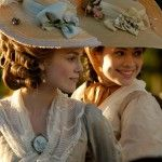 The I-Miss-Downton-Abbey Viewer's Guide: Cranford Mansfield Park Pride and Prejudice Death Comes to Pemberley The Paradise North and South The Duchess Chariots of Fire Emma Sense and Sensibility Persuasion  Jane Eyre A Room with a View Wives and Daughters Tea with Mussolini The Best Exotic Marigold Hotel