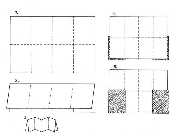 die besten 25 leporello ideen auf pinterest album graphic 45 und original vintage style. Black Bedroom Furniture Sets. Home Design Ideas