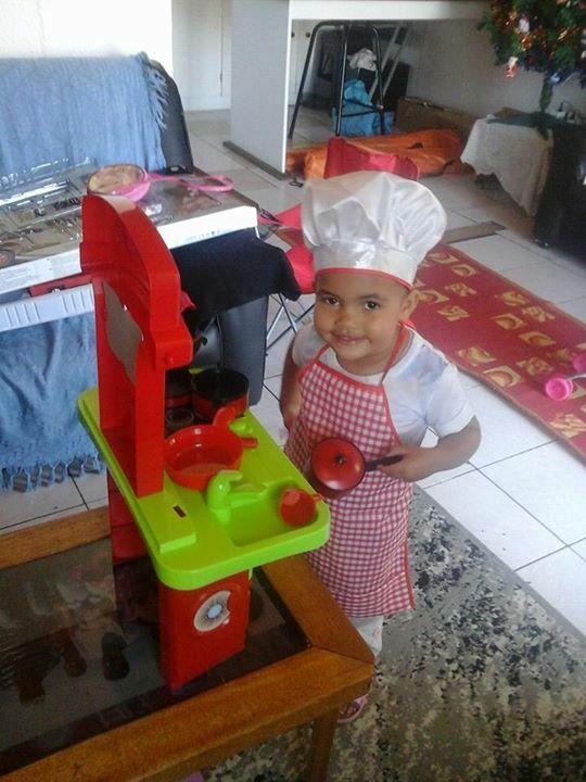 Master Chef Jenna-Leigh