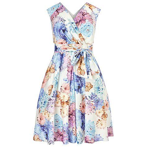 Buy Studio 8 Estra Dress, Multi Online at johnlewis.com