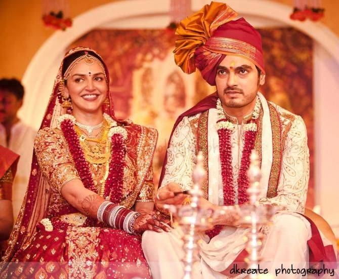 15 Bollywood Celebs Stunning Wedding Pictures Shared By Their Photographers