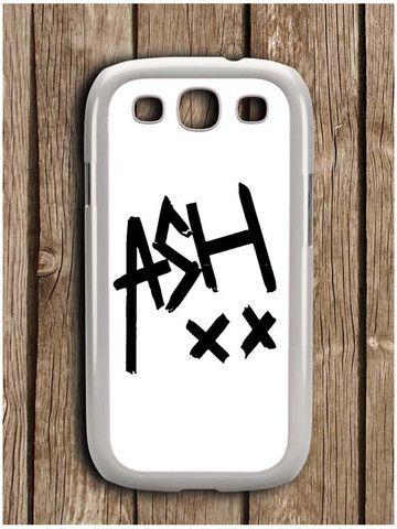 5sos Ashton Irwin Signature Samsung Galaxy S3 Case