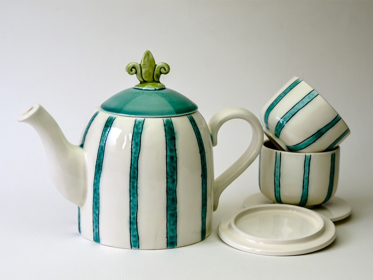 Set  pentru ceai (180 LEI la alexandra.constantinescu.breslo.ro)
