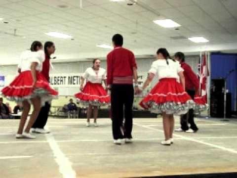 The Northern Prairie Dancers (Prince Albert,Sk) Metis Fall Festival 2011