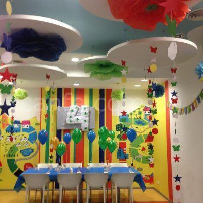 Украшение детского дня рождения ⋆ Мастерская праздника