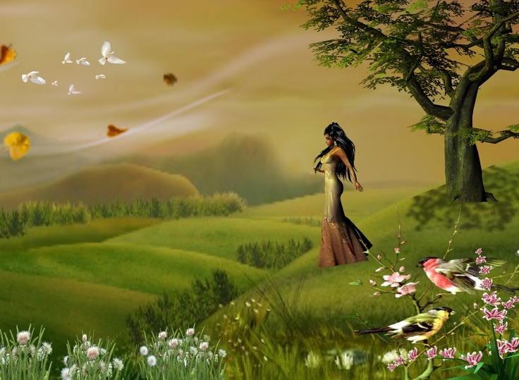 Spring Has Sprung! Join imvu amazing game to play for social online and multiplayer game..Looks like real people.