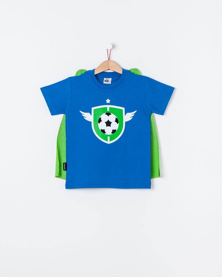 Super Football Player- short sleeve / Super Futebolista - manga curta